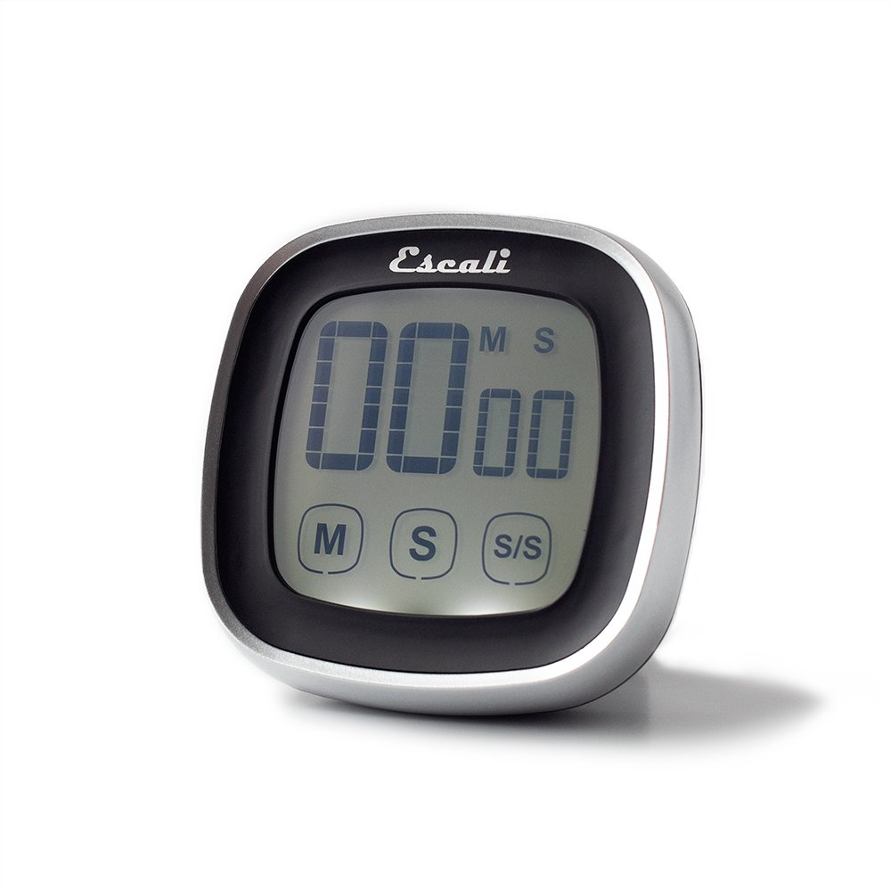 Escali® Touch Screen Digital Timer