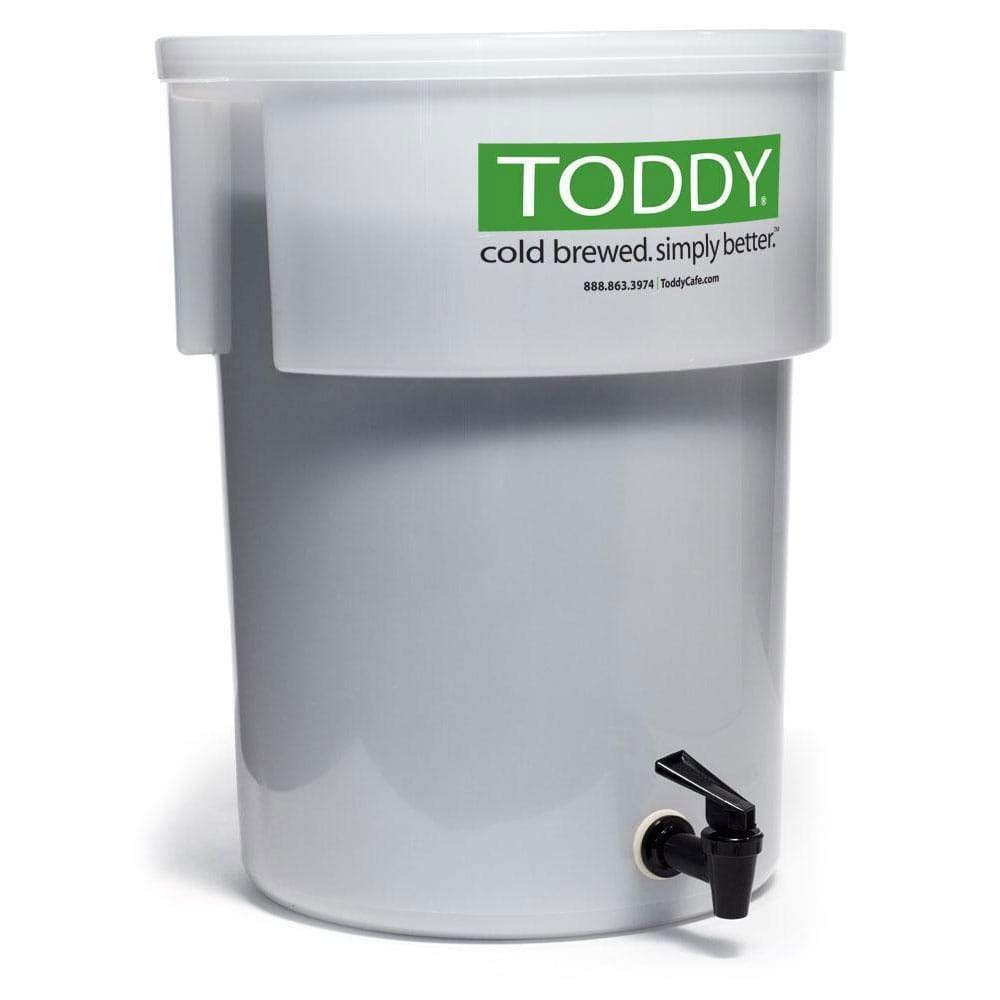 Toddy Cold brew system, commercial model.