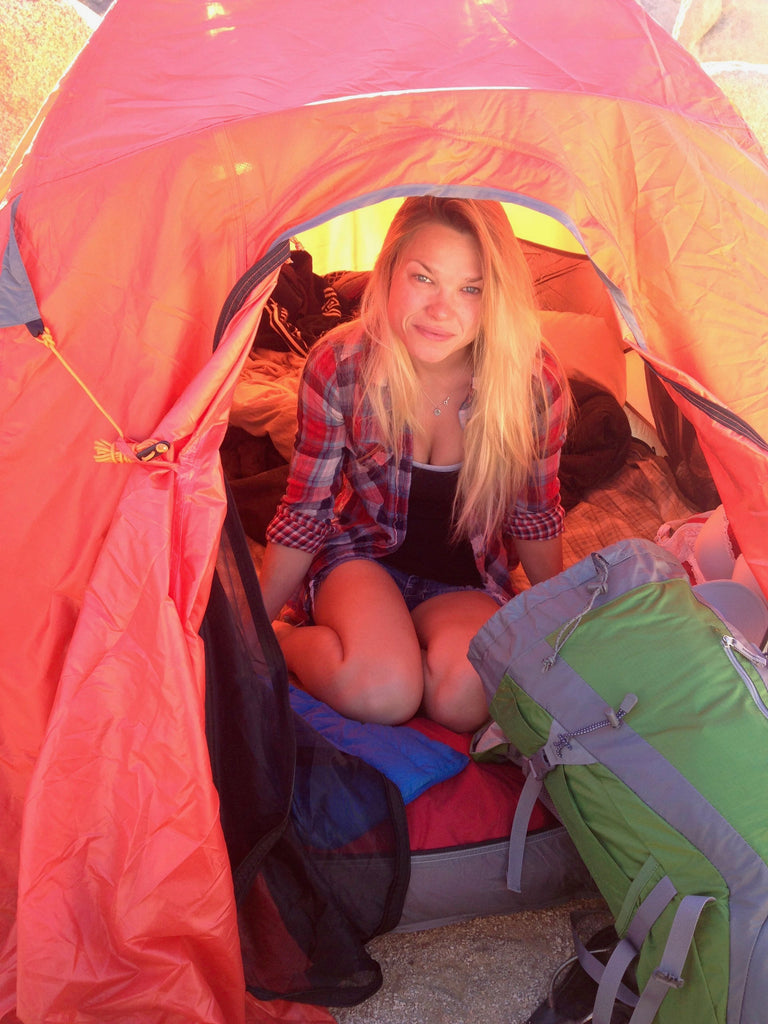 ALL NATURAL DRY SHAMPOO FOR CAMPING - WILDLAND ORGANICS
