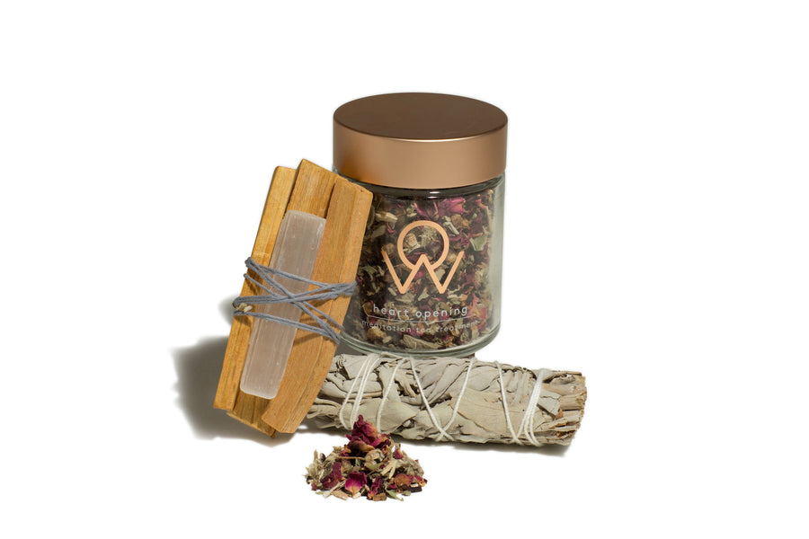 Meditation Tea Treatment Ritual Box