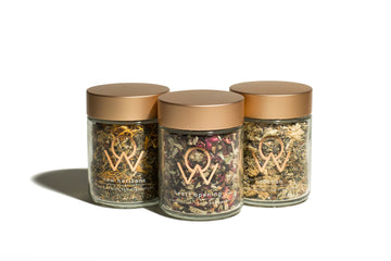 Meditation Tea Treatment Trio