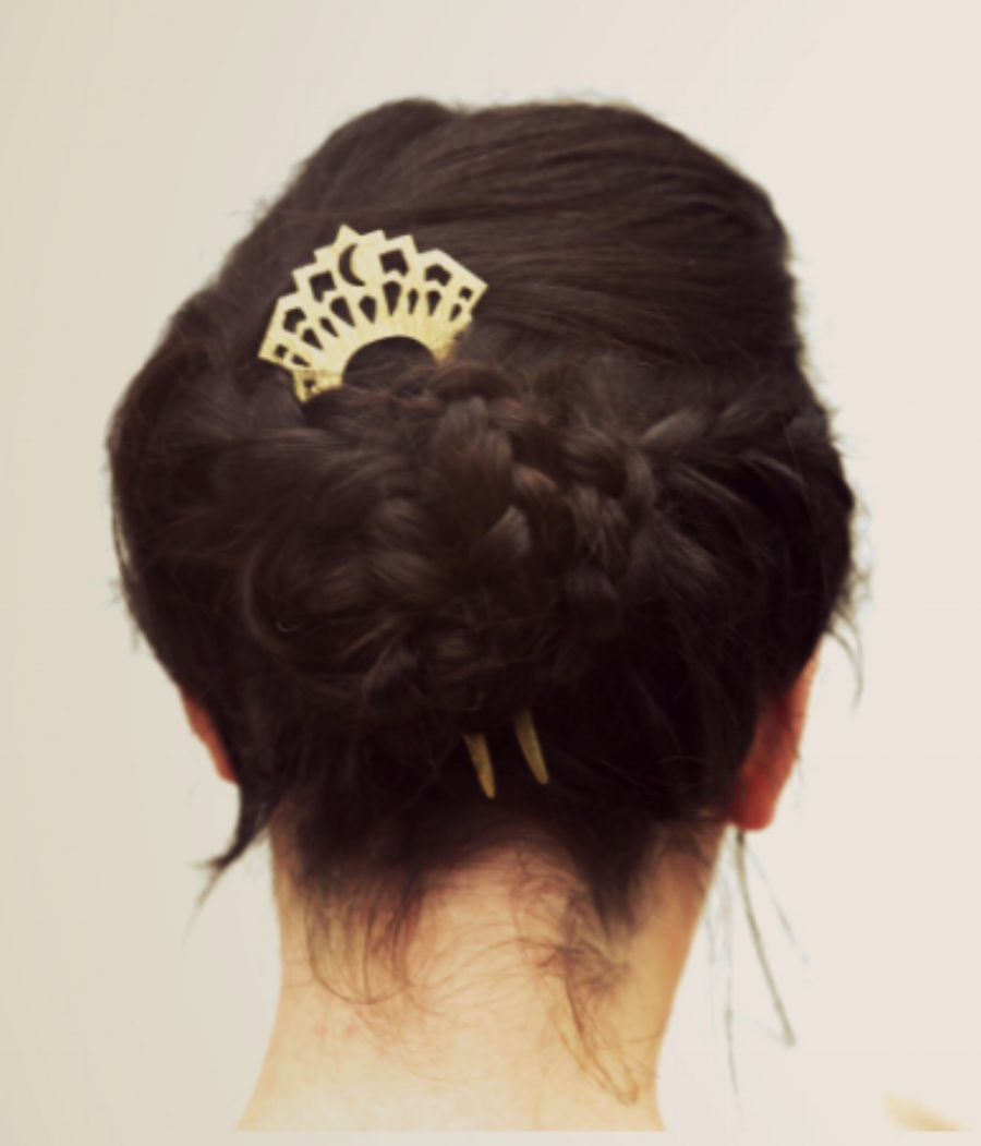 Nikki Jacoby Heirloom Hair Comb - Surya