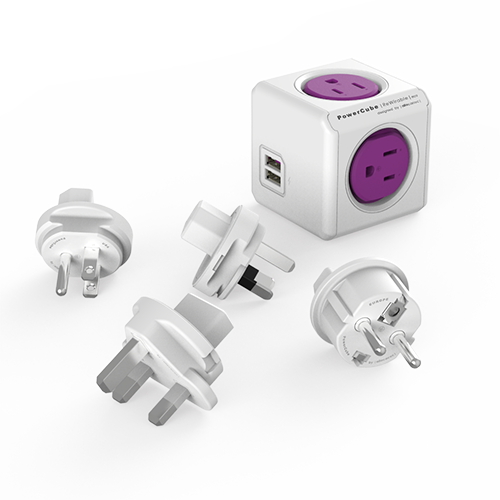 PowerCube |ReWirable USB|