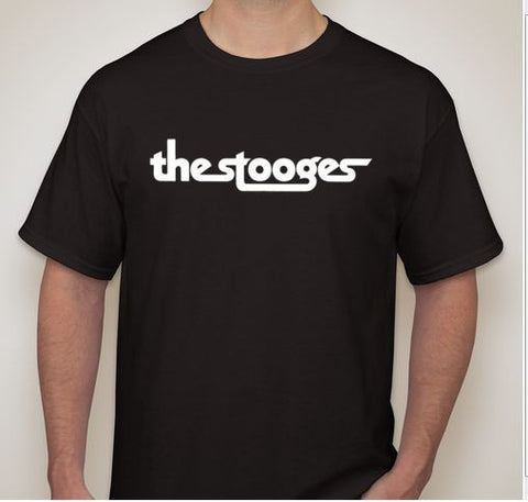 The STOOGES band T shirt