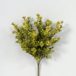 "AG12143 20.5"" BOXWOOD BUSH  GREEN/BURG"