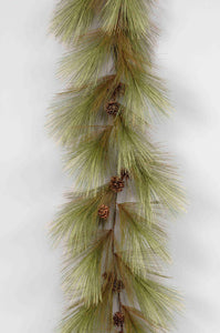 AG13273 6' LONG NEEDLE PINE GARLAND