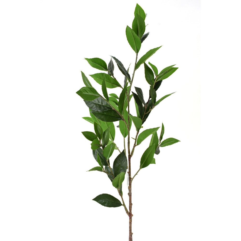 "D276740 GREEEN 40"" CITRUS LEAF BRANCH"