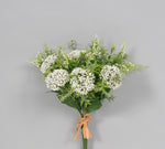 "AF2535 CRM 13"" QUEEN ANNE'S LACE"