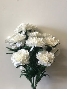 GB56996 WHITE CARNATION