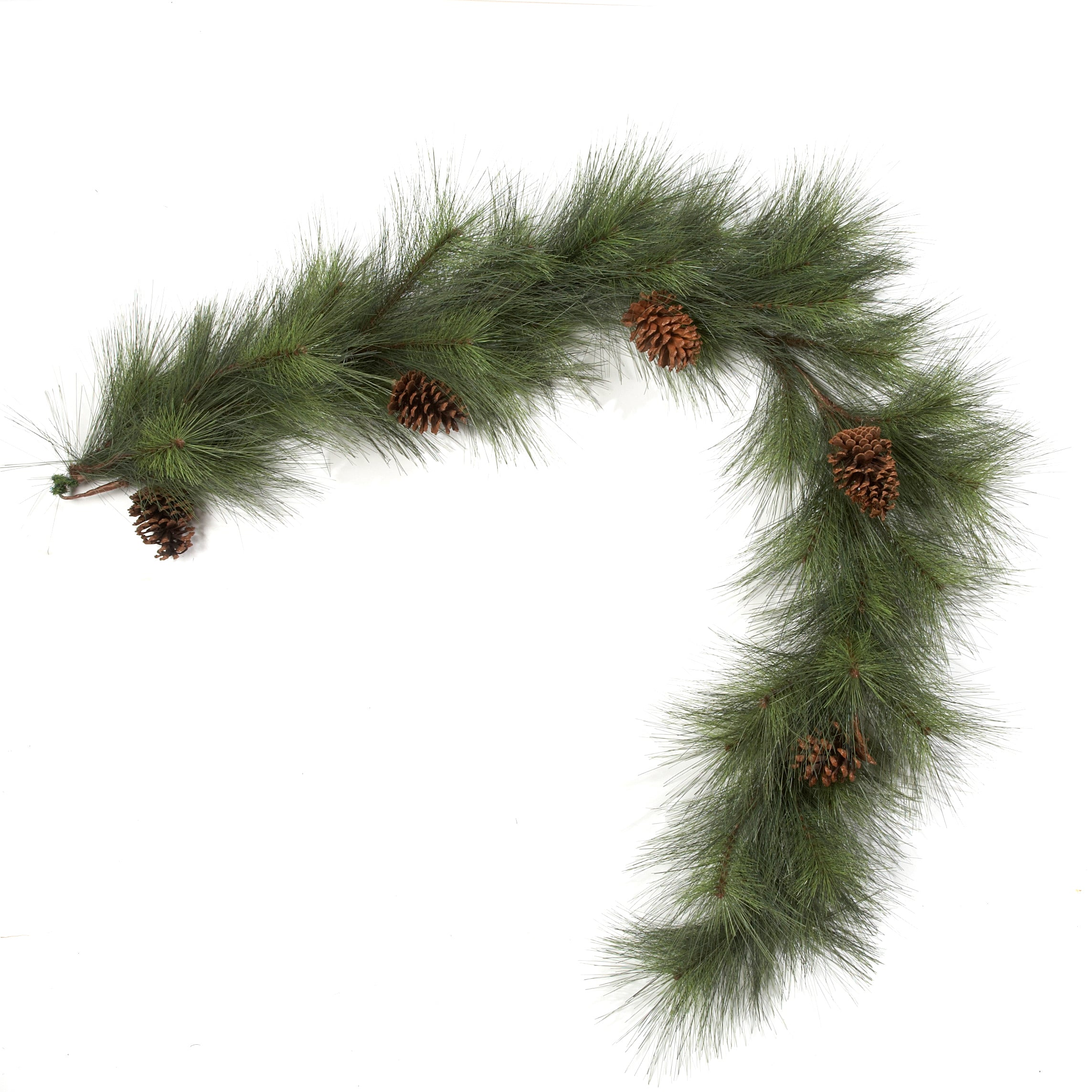 M411068 6' SEQUOIA PINE GARLAND