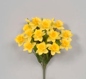 "AS25387 YELL 18"" DAFFODIL BUSH"