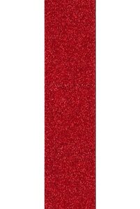 "DS156925 Glitter Red (1.5"") - 10 yds"