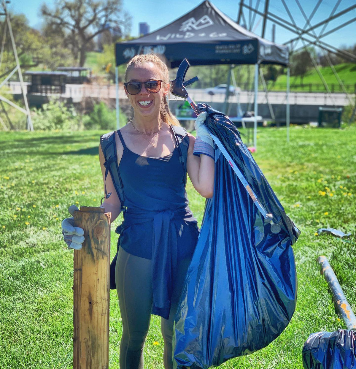 Earth Day 2020 Trail Clean-up Event in Denver!