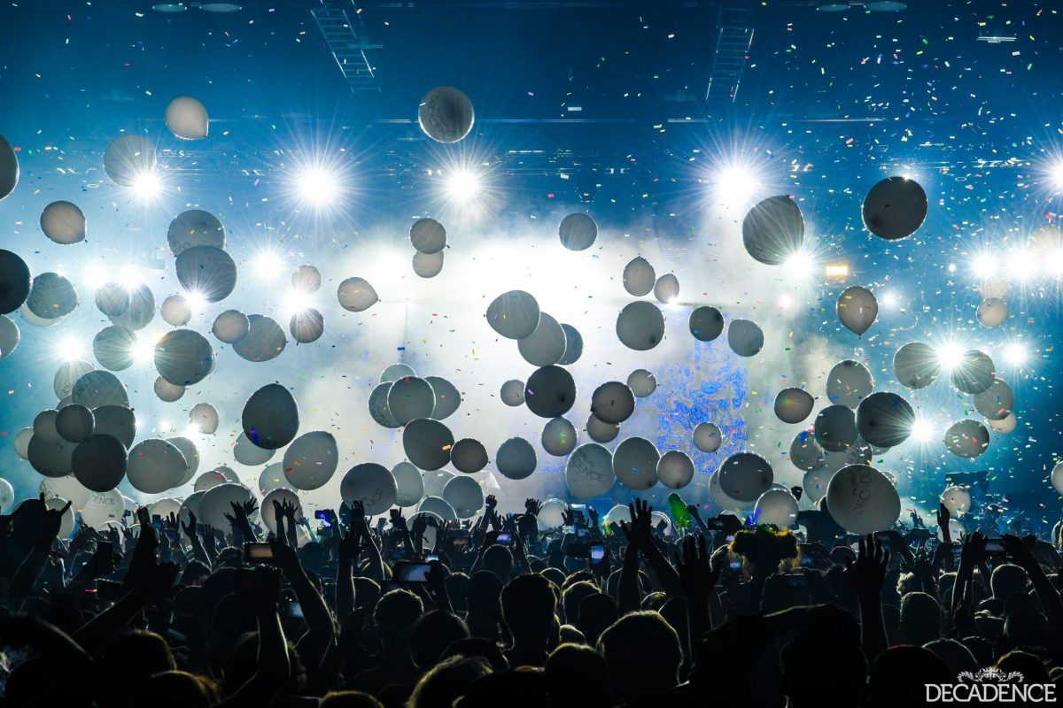 The biggest music festival of the year is hitting Denver on New Years Eve!