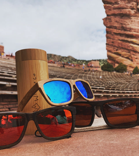 Why you should be wearing eco-wood sunglasses