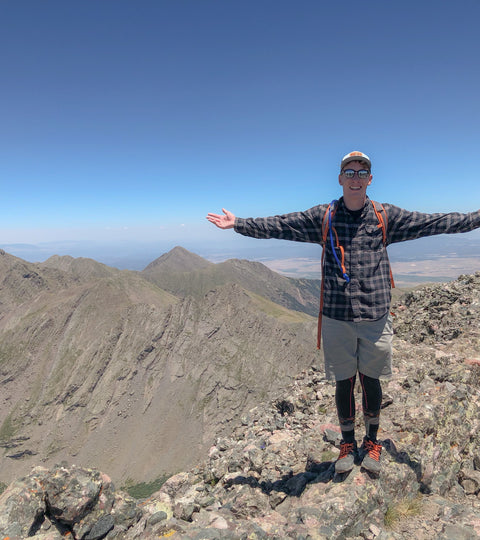 Tackling Colorado's 14ers - Challenger Point and Kit Carson Peak