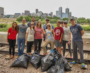 Denver Trail Clean-Up: July 21st S. Platte River