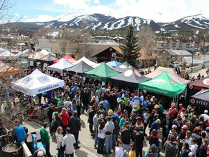 Breckenridge Spring Beer Festival- April 7