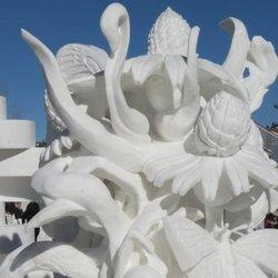 International Snow Sculpture Championships January 22 - 29