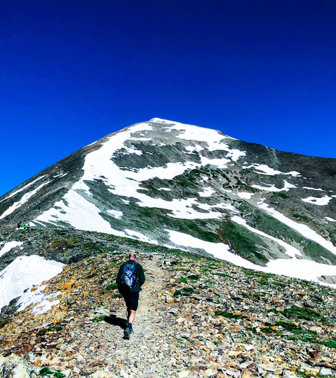Why Climb a Mountain? Tackling Colorado's 14ers