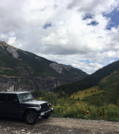 Jeepin' the San Juans