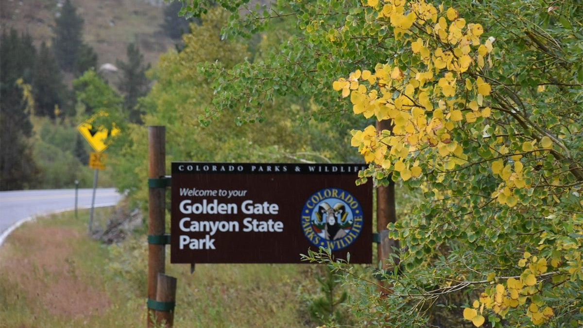 A Trail Guide For Golden Gate Canyon State Park