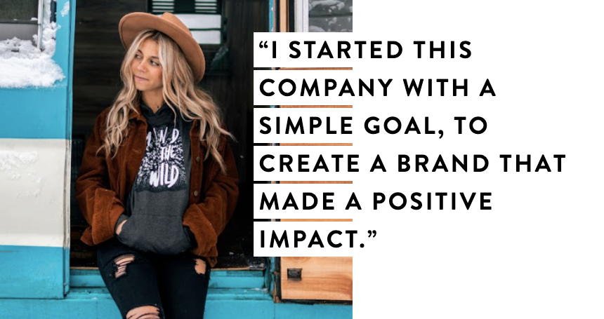 Apparel for Good: Behind the Scenes with Wild and co