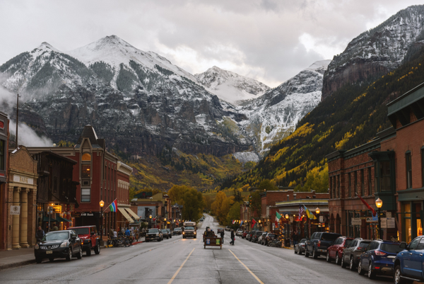 telluride downtown