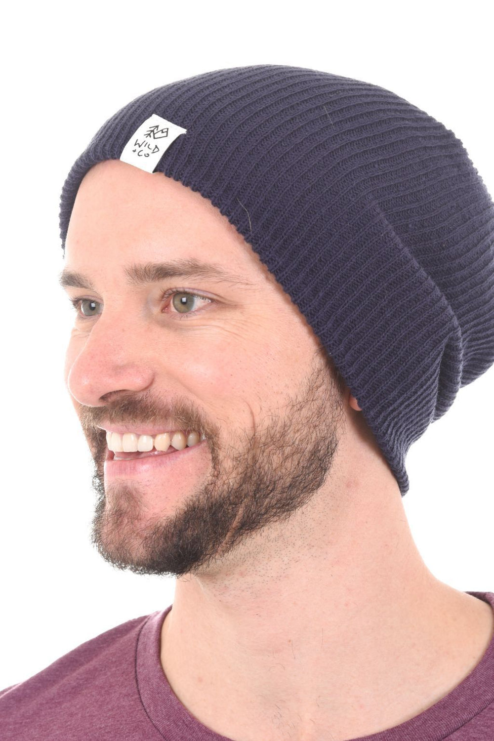 Wild and CO Hats wild + co element beanie (navy)