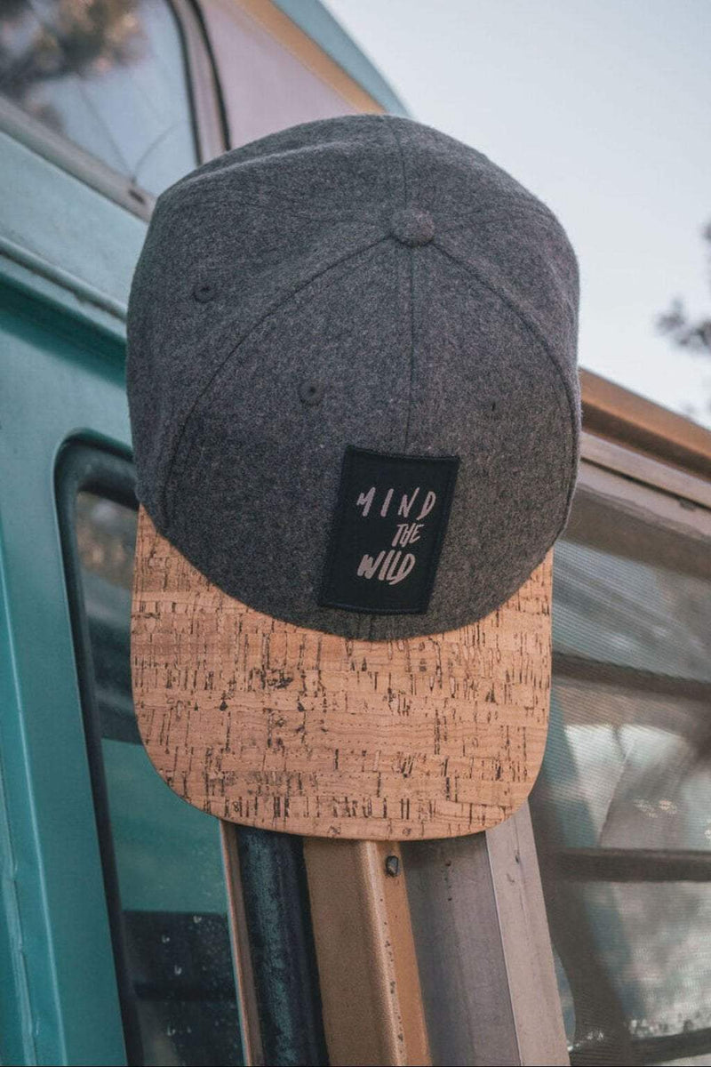 Wild + co Hats Wool MTW Snap-back Hat