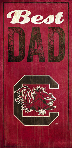 University of South Carolina Best Dad Sign