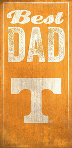 University of Tennessee Best Dad Sign