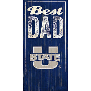 Utah State Best Dad Sign