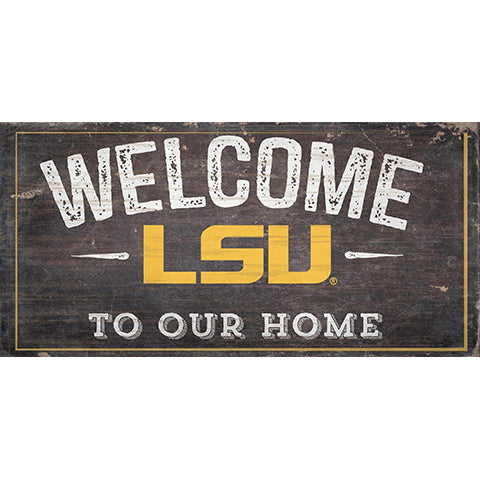 LSU Welcome Distressed