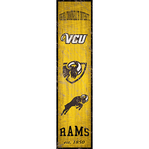 VCU Heritage Banner Vertical 6x24