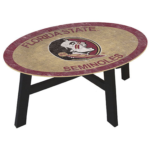 Florida State Coffee table with team color