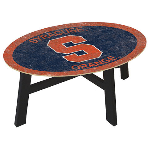 Syracuse University Coffee table with team color