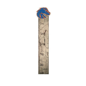 Boise State Growth Chart Sign 6x36
