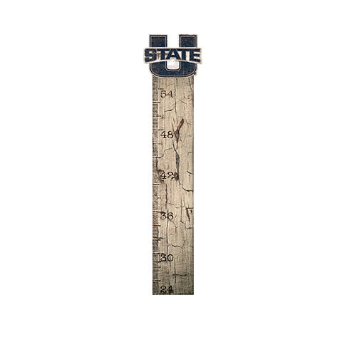 Utah State Growth Chart Sign 6x36