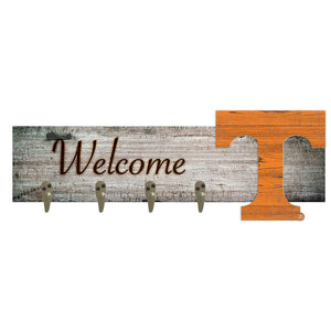 University of Tennessee Coat Hanger 6x24