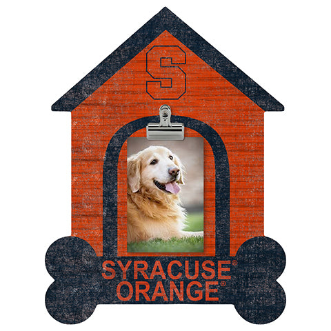 Syracuse Dog Bone House Clip Frame