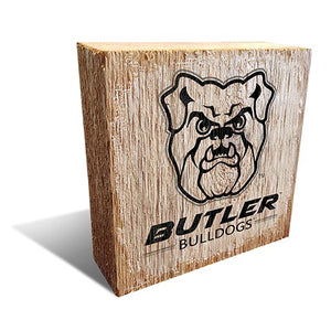 Butler  Team Logo Block 6X6