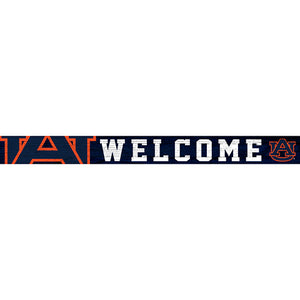 Auburn University 16in. Welcome Strip