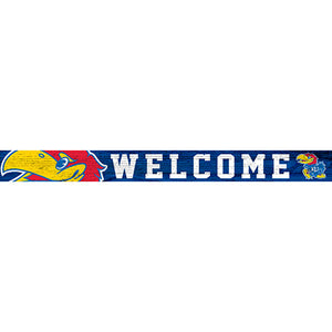 Kansas 16in. Welcome Strip