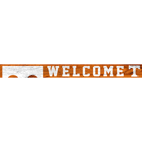 University of Tennessee 16in. Welcome Strip