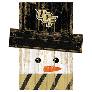 University of Central Florida (UCF) Snowman Head