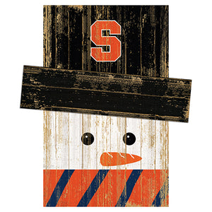 Syracuse Snowman Head