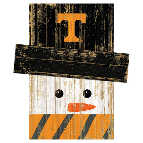 University of Tennessee Snowman Head
