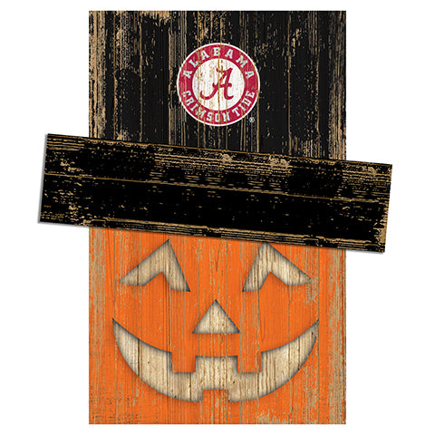 University of Alabama Pumpkin Head w/Hat