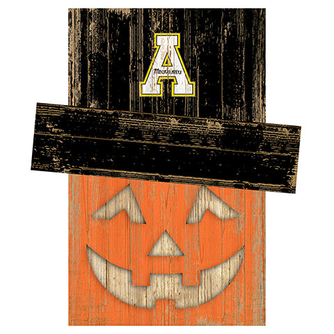 Appalachian State Pumpkin Head w/Hat